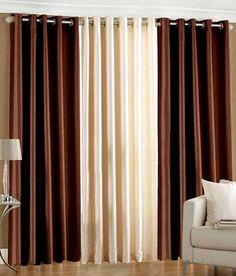 Sai Arpan Plain Polyster Door Curtain -Set of 3, http://www.snapdeal.com/product/sai-arpan-plain-polyster-door/988558024