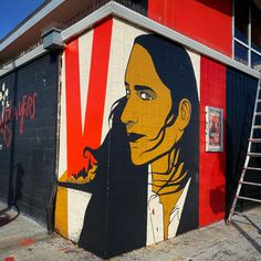 Shotgun Players mural Shotgun, Murals, Painting, Black, Art, Art Background, Black People, Wall Paintings, Painting Art