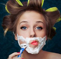 ❀✿ The Surprising Reason Why Some Women Are Shaving Their Faces ❀✿ | Trend2Wear
