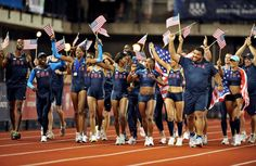 2012 OLYMPIC TRACK & FIELD TRIALS ON CSS!