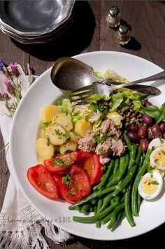 Julia Child's Salad Nicoise