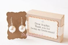 ~$13 per person. 7 Sets  BIG pearl drop dangle earrings 12mm in by dutchpearl