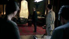 My chair! #Sherlock