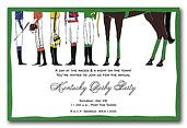 Derby Invitations