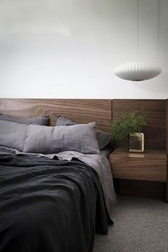 Linen flat sheet with border interior design: