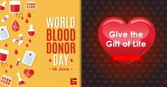 Blood is a fluid that gives Life, Health & Growth. The blood you donate gives someone another chance to live. Save Blood! Donate Blood! Save Life! #WorldBloodDonorDay2018 #WorldBloodDonorDay #BloodDonation #SaveLife #June14 #Infognana #IGSolutions