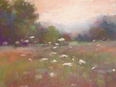 Doug Dawson Workshop Report Day 1, painting by artist Karen Margulis