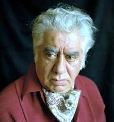 """Aram Khachaturian (1903 - 1978) Soviet composer, based much of his work on his native Armenian folk music, best known for his """"Sabre Dance"""" from the ballet """"Gayane"""""""