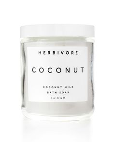 Skin softening organic coconut milk is the basis of this luxurious and indulgent bath soak. Perfect for hydrating and softening skin, this bath soak will leave your skin silky soft and smelling of coc                                                                                                                                                                                 More