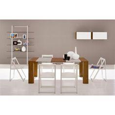 tavolo allungabile in legno,consolle allungabile in legno ...