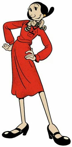 Today is National Wear Red Day! Classic Cartoon Characters, Classic Cartoons, Comic Book Characters, Comic Character, Cartoon Art, Disney Characters, Popeye Cartoon Characters, Old School Cartoons, Old Cartoons