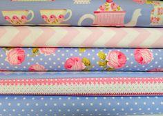 Tea Room Bundle - Michael Miller Fabric
