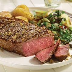 Omaha Steaks 4 (10 oz.) Boneless Strips - http://mygourmetgifts.com/omaha-steaks-4-10-oz-boneless-strips/