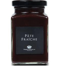 PIERRE MARCOLINI - Pate Fraiche Chocolat Noir spread   Selfridges.com