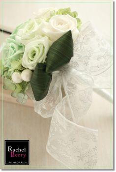 Bouquet created in Lesson |Rachel Berry the Secret Attic