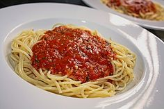 Spaghetti Napoli 1