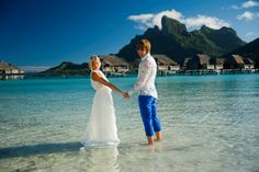 Helene bora bora wedding photographer for the future pinterest bora bora wedding engagement photo shoot perfect wedding guide blog junglespirit Choice Image