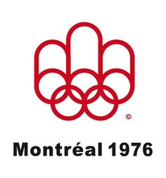Montreal 1976 Collection I fondly remember watching the 1976 Olympics in Montreal from a campsite on a teeny screen, with rabbit ears! (outside on the picnic table of course)