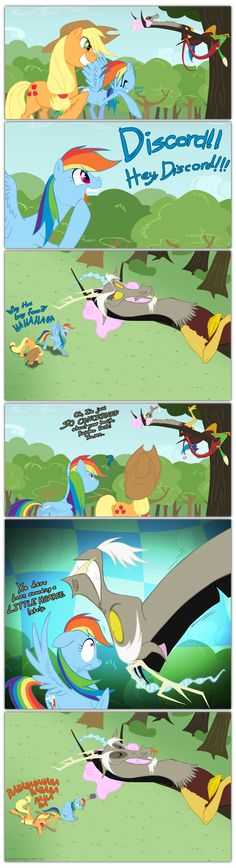 Punny Ponies by ~grievousfan on deviantART > HAHAHA ! THAT IS AWESOME!
