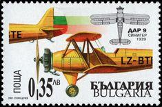 DAR-9 Siniger (Bluetit) (1939)