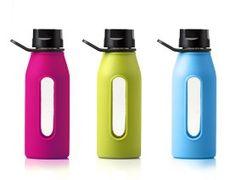 DAVIDsTEA Takeya Water Bottle (also good for iced tea)