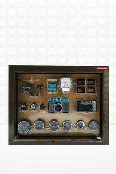 Lomography Diana Camera Deluxe Kit