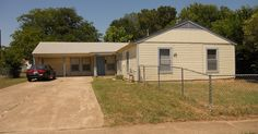 1807 Poage, Killeen, TX 76541, 2 beds, 1 baths, 614 sq ft For more information, contact Karen Doerbaum, Lone Star Realty & Property Management Inc., (254) 699-7003