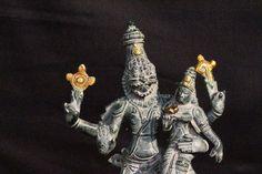 Narasimha Statue,13 Inch, Lord Narsingh Laxmi Idol, Hindu God Goddess Idol, Vishnu Incarnation Avatar, Vishnu Lakshmi, Lion Head God Statue by Shivajiarts on Etsy Lakshmi Statue, Krishna Statue, Hare Krishna, Nataraja, Religious Gifts, Persecution, Indian Art, Avatar, Lion Sculpture