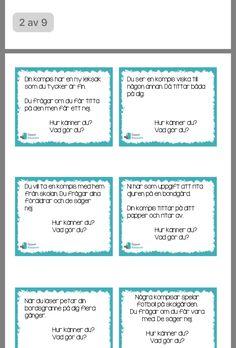 Learn Swedish, Swedish Language, 1 An, Social Science, Preschool, Bullet Journal, Teacher, Learning, Sweden