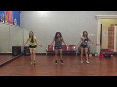 'Desde esa noche'-thalia ft maluma-Zin 63 Zumba fitness-reggeatone - YouTube