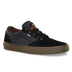 VANS Gilbert Crockett Pro covert twill black chaussures de skate 85,00 € #skate #skateboard #skateboarding #streetshop #skateshop @playskateshop