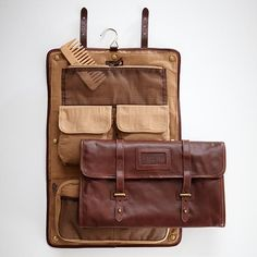 leather excursion travel case. #redenvelope  #fathersday This is the absolute most perfect for my dad who travels so often that I could never find him a more perfect travel case, AND it's leather! OMG, a must have!