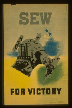 Sew for victory, WPA
