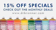 How to Make a Dr. Bronner's Castile Soap Household Cleaner Spray