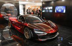 New 2018 McLaren 720S Velocity by MSO Auto Show Geneva