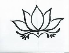 purple lotus flower tattoo designs - Google Search