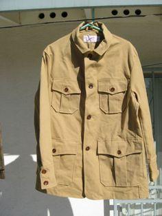Filson Tin Cloth Jacket