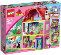 LEGO DUPLO 10505 - PLAY HOUSE - BRAND NEW IN BOX Listing in the Box Sets,Lego,Construction Toys,Toys & Hobbies Category on eBid Netherlands
