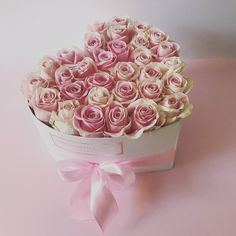 Flower Boxes, Beautiful Roses, Pink Roses, Mother Day Gifts, White Cats, Christening, Flowers, Deco