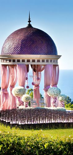 Omg I need this for my wedding day! Wedding Bells, Wedding Events, Wedding Ceremony, Wedding Gazebo, Dream Wedding, Wedding Day, Wedding Scene, Photos Booth, Ceremony Decorations