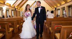 Sacred Hears Mission Church in Kapalua  | Maui Wedding | Maui Bride | Destination Wedding