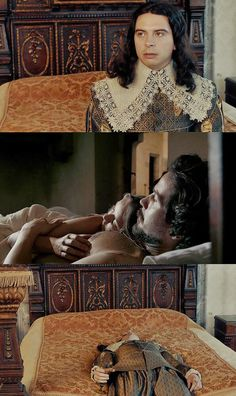 Oh aramis what did you do !!!