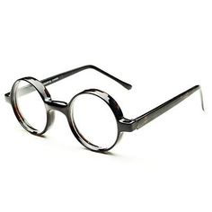 Retro Vintage Nerd Clear Lens Round Eyeglasses Glasses Frames Tortoise R422 | Clothing, Shoes & Accessories, Unisex Clothing, Shoes & Accs, Unisex Accessories | eBay!