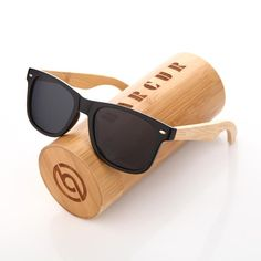 cda015e47d5c5 Cheap oculos de sol masculino, Buy Quality bamboo sunglasses directly from  China wood sun glasses Suppliers  BARCUR Wood Sunglasses Spring Hinge  Handmade ...
