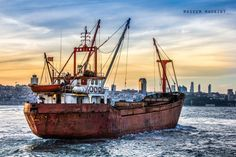 Old Ship by Waseem Mahayni on 500px