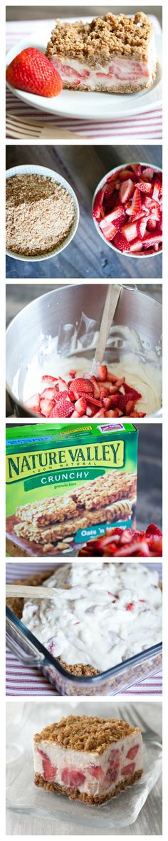 """Hot summer days and sweltering temperatures call for a dessert that's a """"cool"""" alternative to your average cake!"""