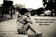 Why I will ALWAYS be a child advocate.... Always