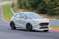2020 Ford Puma St Hot Crossover Laps The Ring At Speed Mobile News Tech Auto Trends Sponsored By Getbitcoin Gq New Smart Way Get Ford Puma Ford Puma