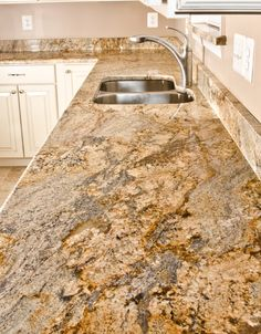 Yellow River Granite Countertops U2013 A Unique Feature In Your Place