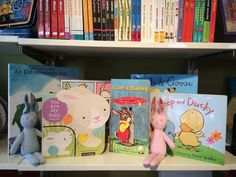 With #Easter just around the corner there is no better gift than a book for you special little one. We have a large selection of fun spring time books in our Children's Library!